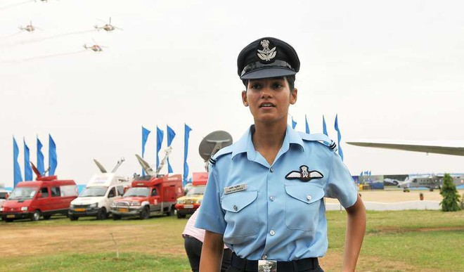 Avani Is The 1st Indian Woman To Fly A Fighter Jet