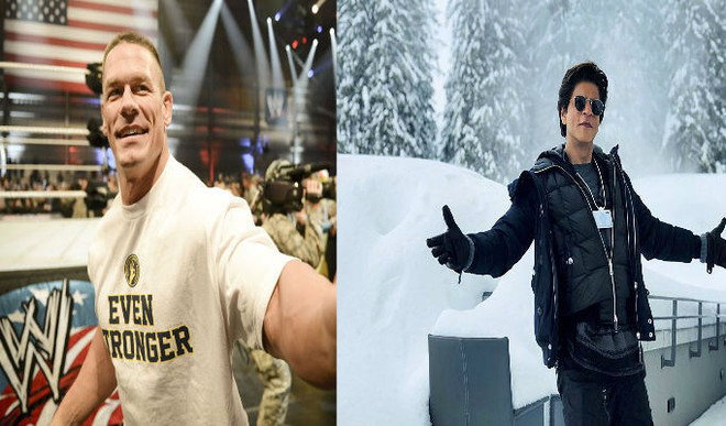 Why John Cena Can't Stop Gushing About SRK?