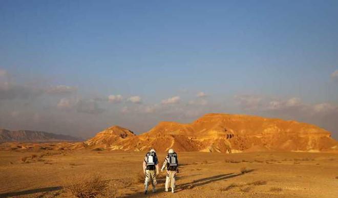 Atacama Desert Offers Clues For Life On Mars?