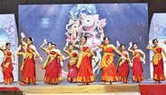 School Stages Mahabharatha