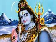 Shiva Symbolises Justice, Compassion And Wisdom