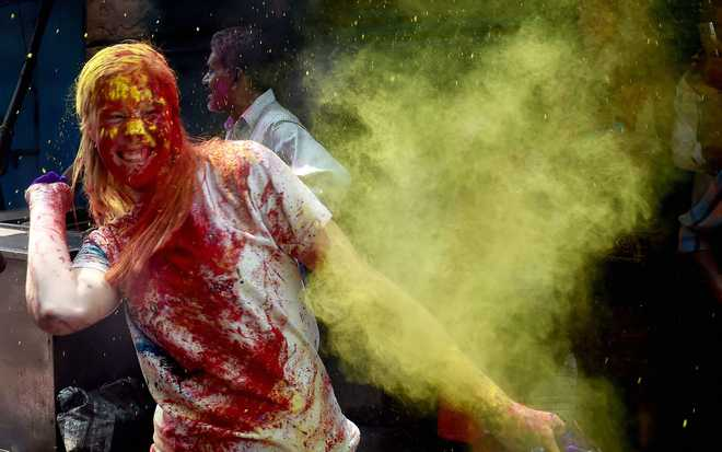 Songs For Your Holi Playlist