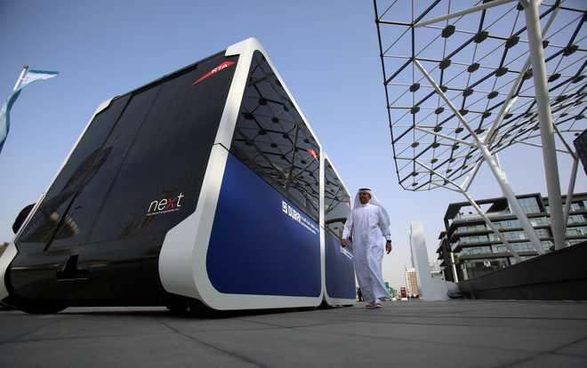Autonomous Transport Pods Tested