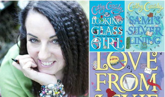 Author Cathy Cassidy On Girlpower
