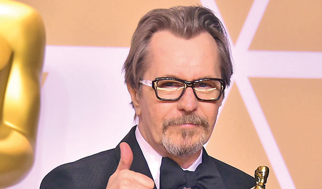 Actor Gary Oldman Feels Kids Today Have Their Heads Bent Over Their Phones. They Are Not Thinking About History, He Rues. Do You Agree?