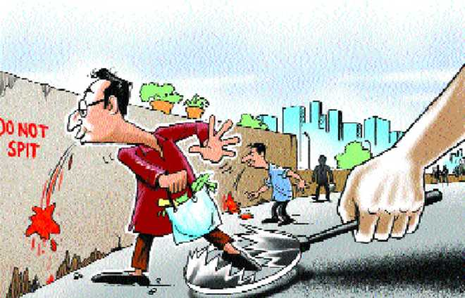 Chaitanya: Are We Doing Our Bit To Clean Our Country?