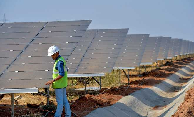 Diu Is 1st Fully Solar Powered UT