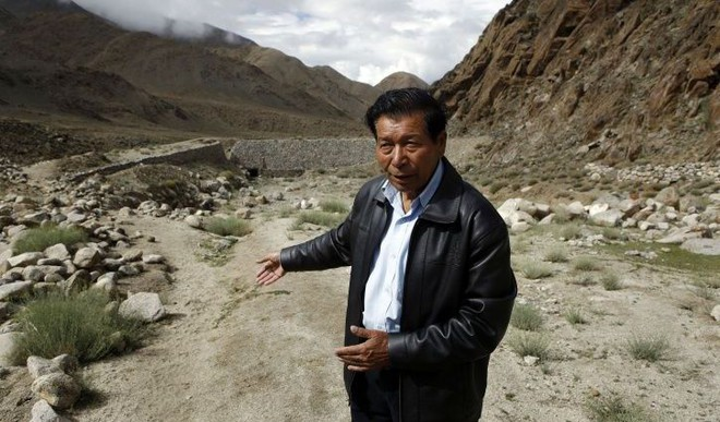 This 'Crazy' Engineer Has Solved Ladakh's Water