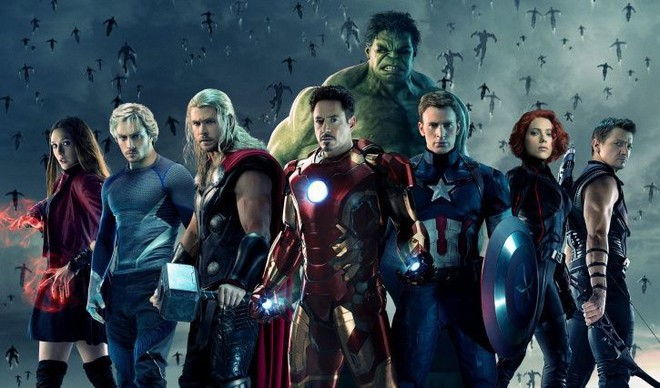 'Avengers' Team Is Family; RDJ