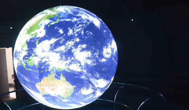 Found: A Super-Earth