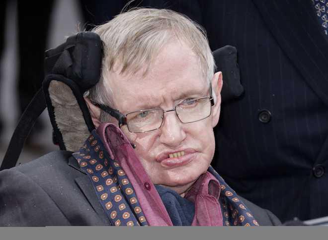 Stephen Hawking: He Had Theory of Everything