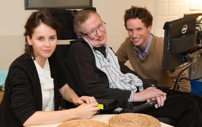 What Eddie Said About Prof Hawking