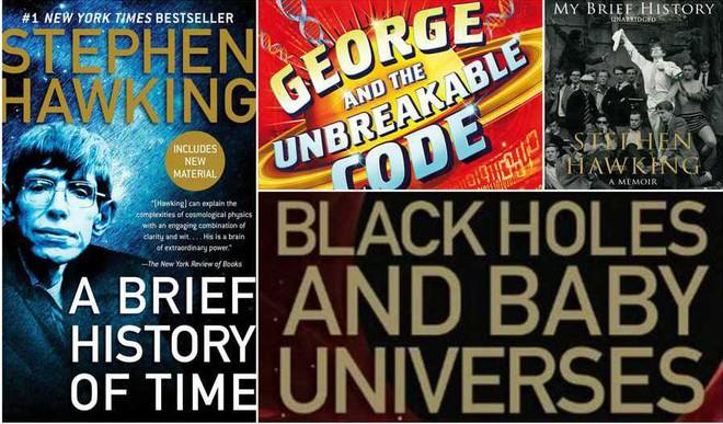 Hawking A Brilliant Author Too