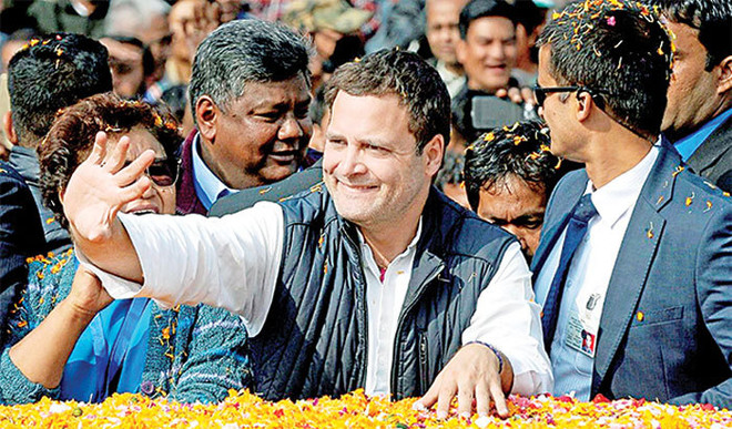 Will Congress Manage To Create A United Front Of Opposition Parties Before The 2019 Lok Sabha Polls?