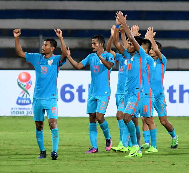 India Re-enter FIFA Rankings Top-100