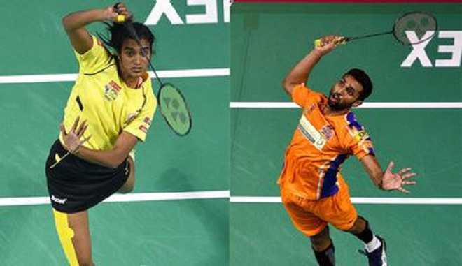Sindhu, Prannoy Carry India's Hopes