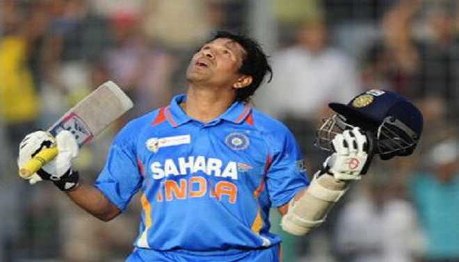 A Look Back At Sachin's 100th Ton
