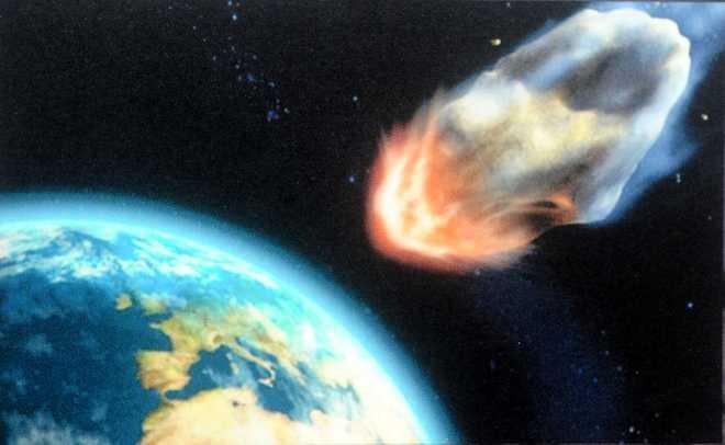 NASA Mulls To Blow Up Asteroid