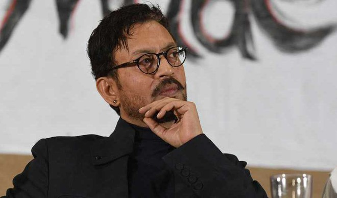 Irrfan Is Suffering From Tumour. Releases Statement