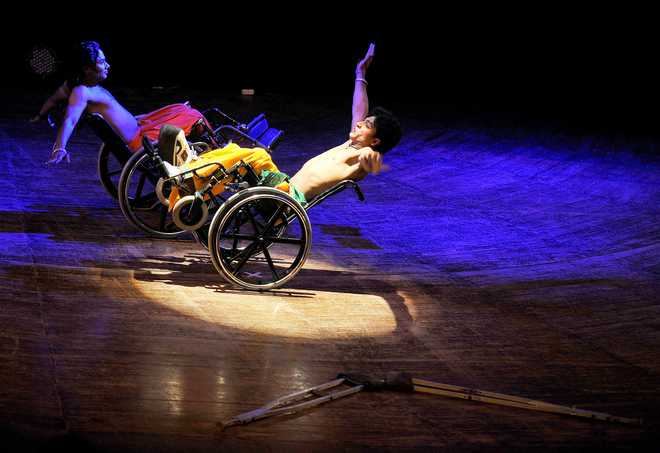 Shreeya: Differently Abled Overcome Challenges To Live
