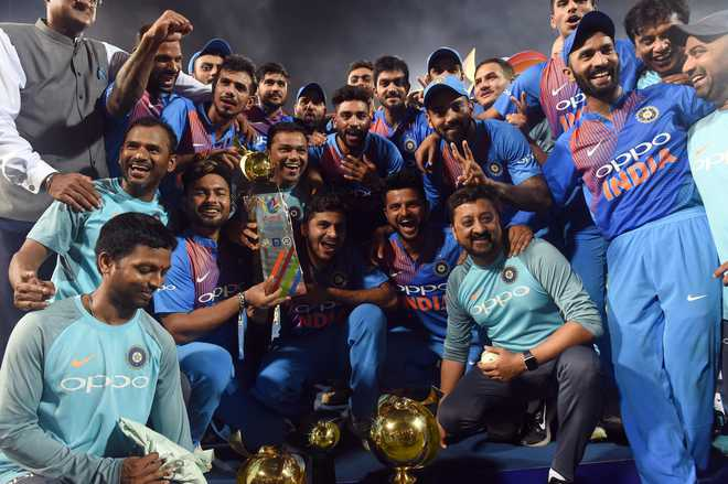 5 Key Moments From India's Win