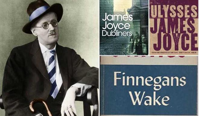 James Joyce Heads To New York
