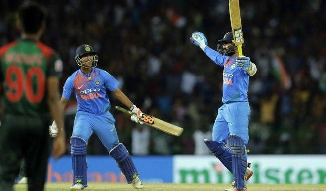 Net Can't Stop Talking About Karthik's Match-Winning 6