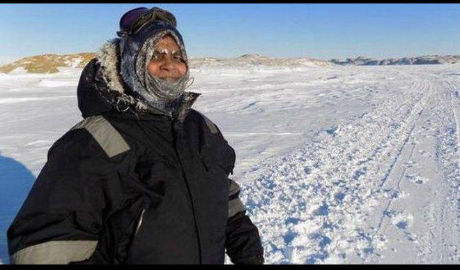 This Indian Woman Spent 403 Days In Antarctica