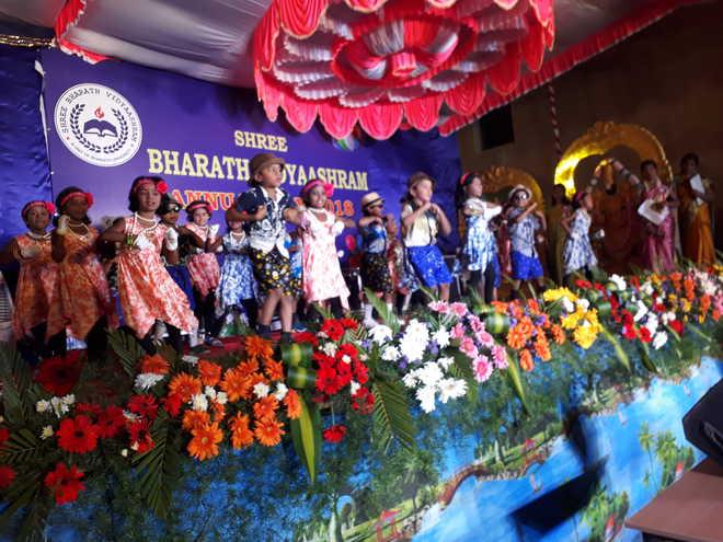 Annual Day at Shree Bharath Vidyaashram