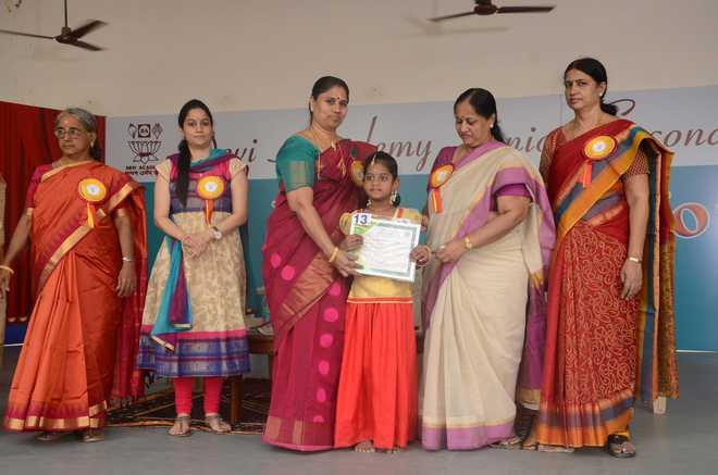 KG Annual Day Celebration at Devi Academy