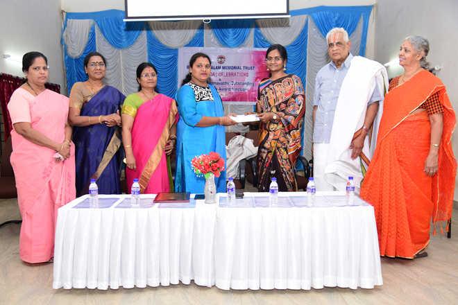 Women's Day Celebration at Bhaktavatsalam Vidhyashram