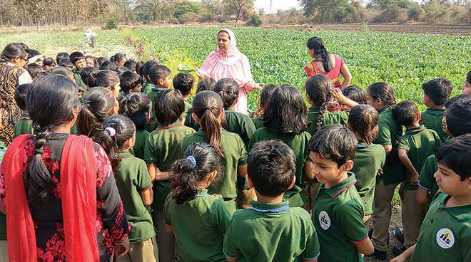 An Effective Learning Starts At JIS, Nagpur