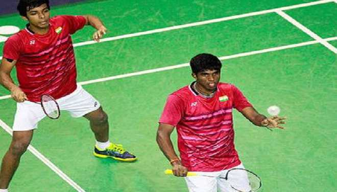 Satwik, Chirag Eye Medal At CWG 2018