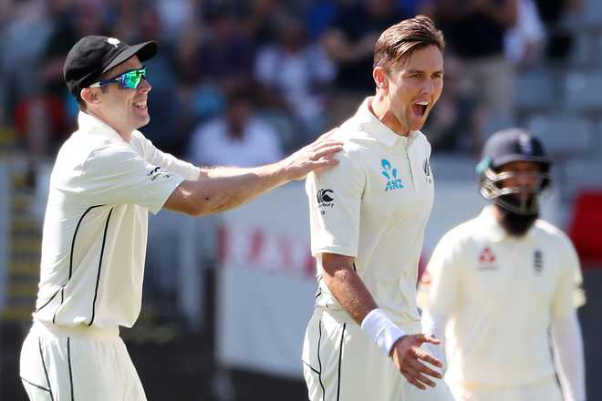 Thunder Boult Destroys England For 58
