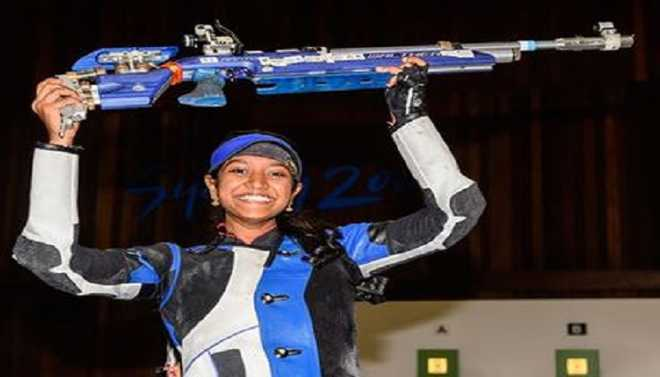 India's Elavenil Wins ISSF Junior Gold