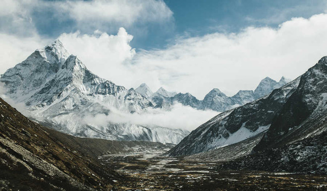 From Paralysis To Scaling Everest Base Camp
