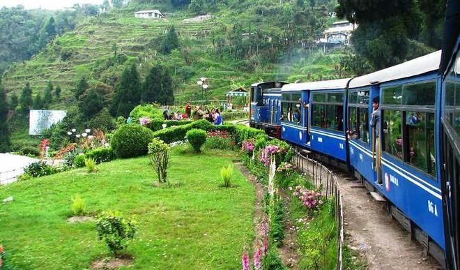 Darjeeling Toy Train Gets Revamped