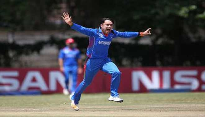 Afghan Teen Fastest To 100 ODI Wickets
