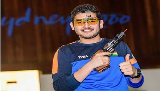 Anish Wins 3rd Gold For India