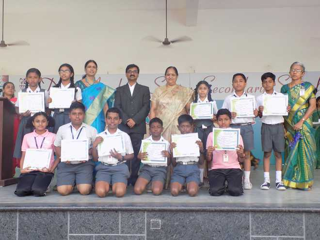 National Science Day at Devi Academy