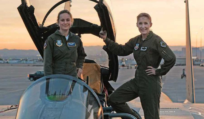 Captain Marvel', Female Superhero Film Goes On Floor