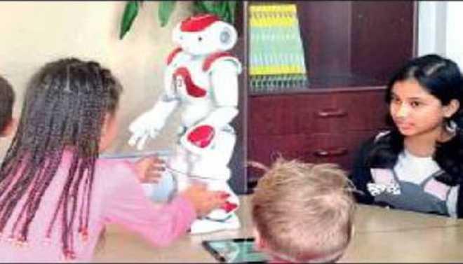 Finland School Deploys Robot Teacher