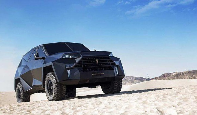 This Is Karlmann King - World's Most Expensive SUV