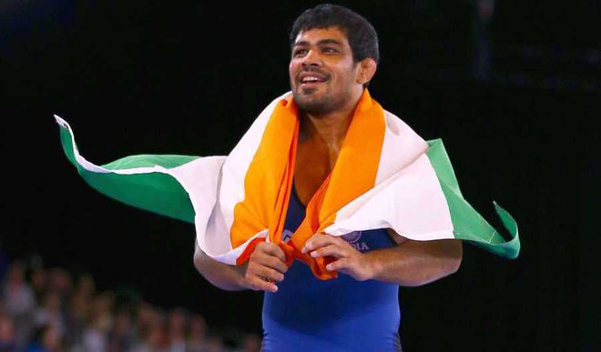 Sushil's Name Missing On CWG Site