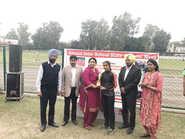 St Soldier School Felicitates Top Athletes