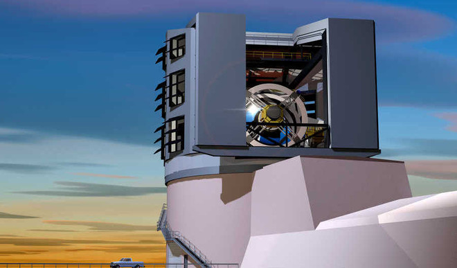 This Telescope Could Unveil the Secrets of Space