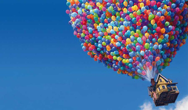 Man Flies Over South Africa Using 100 Balloons