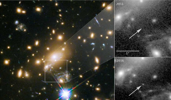 Astronomers Capture Most Distant Star Ever