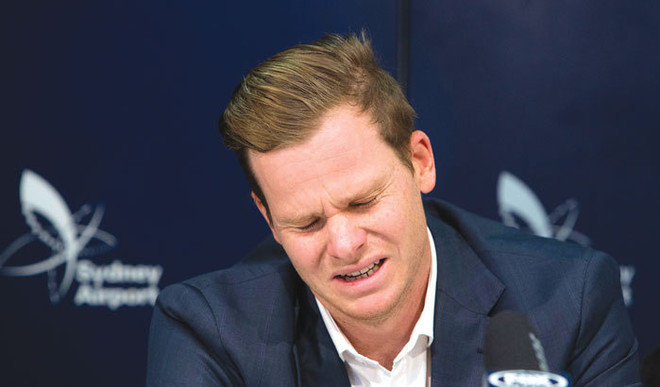 Steve Smith Broke Down In A Press Conference And Took Responsibility For The Ball-Tampering Scandal. What Are Your Thoughts On The Issue?