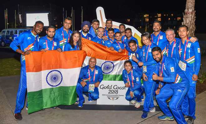 Young Guns Lead India's CWG Charge